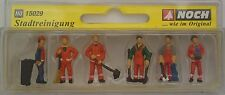 NOCH 15029 City Cleaning 00/H0 Model Railway Figures