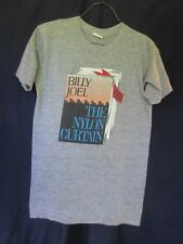 RARE Billy Joel T shirt, The Nylon Curtain tour, 1982 vintage piece, size M