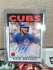Hottest Kris Bryant Cards on eBay 34