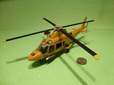 HELICOPTER AGUSTA A109 POWER - RESCUE RETTUNGSDIENST 1:50? - EXCELLENT