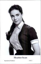 Beautiful Actress HEATHER SEARS A48/2 Swiftsure 2000 Postcard GREAT QUALITY