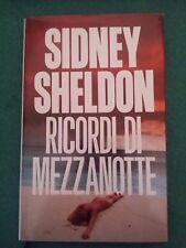 RICORDI DI MEZZANOTTE - SIDNEY SHELDON - 1° EDIZIONE -  EUROCLUB - 1991 -
