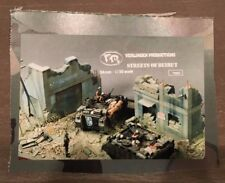 VERLINDEN 54mm 1/35 STREETS of BEIRUT Ruined Building Sections 1982 Lebanon 190