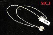 Tiffany & Co. Gift Box Pendant and Chain