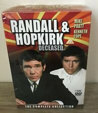 RANDALL & HOPKIRK DECEASED THE COMPLETE COLLECTION RARE DVD BOXSET NEW IN BOX