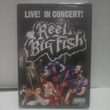 Reel Big Fish - Live In Concert (Dvd, 2009)