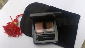 Chanel Ombre Facettes** DUAL EYESHADOW in Peach / Sable**.11 oz.Vintage mid-90's