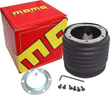 MOMO STEERING WHEEL HUB ADAPTER BLACK FOR NISSAN 240SX 89-98 AND 300ZX 92-96