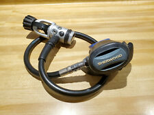 Sherwood Blizzard First & Second Stage Regulator, Scuba Diving