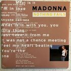 Madonna - Nothing Fails (Remixes) - 2 Disc Set LIKE NEW!