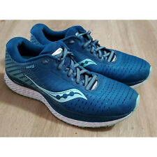 Saucony Womens Sneakers Size 9.5 Guide 13 Blue