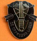 US Army  Special forces motto (DE OPPRESSO LIBER)  Very nice New!