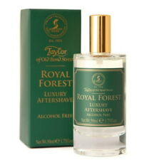Luxury Aftershave Royal Forest 50 ML Alcohol Free - Taylor of old Bond Street