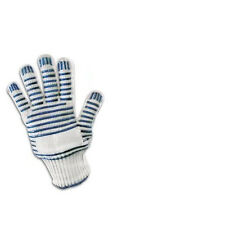 Heat Resistant Oven BBQ Glove With Fingers Left Right Hand Single / Pair