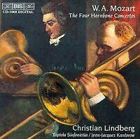 Wolfgang Amadeus Mozart - Mozart: The Four Hornbone Concertos [CD]