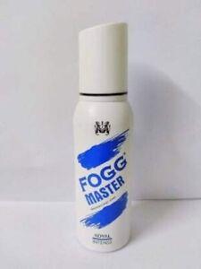Fogg Master Royal Body Spray Long lasting fragrance For Men, 120ml