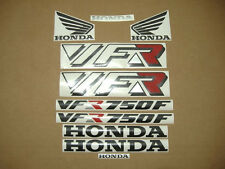 VFR 750F 1990 decals stickers graphics kit set rc36 pegatinas adhesivos labels
