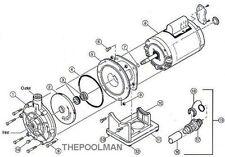 Polaris Cleaner PB4-60 Booster Pump Shaft Seal Part P55