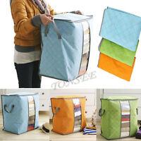 Hot Sale Portable Storage Box Organizer Non Woven Underbed Pouch Storage Bags