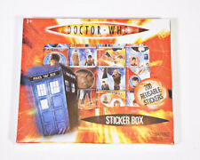 2008 DOCTOR WHO 200 Sticker Box David Tennant 10th Tenth Doctor Martha Jones NEW