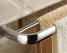 Aothpher Wall Mounted Bathroom Kitchen Brass Single Towel Rail Towel Bar