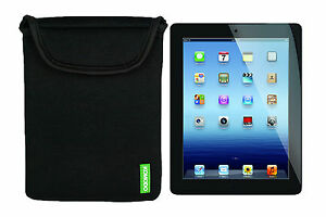 "Komodo Neoprene Protective Soft Cover Tablet Case Sleeve Pouch 7"" 8"" inch"