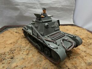 1/35 Built German SdKfz 265 Panzerbefehlswagen Panzer I Ausf B Command Tank