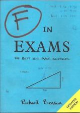 F In Exams The Best Test Paper Blunders-Richard Benson