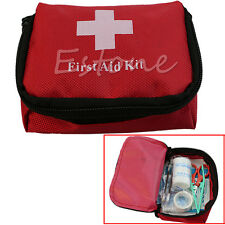 Vogue Emergency Medical Bag First Aid Kit Pack Travel Survival Treat MDAU Rescue