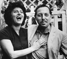 Tennessee Williams UNSIGNED photograph - L2045 - With Anna Magnani