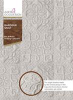 Baroque Quilt Anita Goodesign Embroidery Design Machine CD