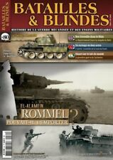 Magazine Batailles et Blindés n° 80 ( Edit-Août-2017)