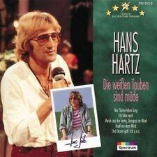 Hans Hartz Die weißen Tauben sind müde (compilation, 14 tracks, 1982-85) [CD]
