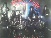 MÖTLEY CRÜE GIRL ORIGINAL  GERMAN  1987 COLLECTORS EDITION VINYL 12 INCH LP