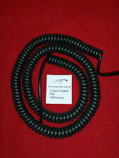 *** 2 CORE 0.75sqmm COILED LSZH CABLE. 1000mm COIL LENGTH ***