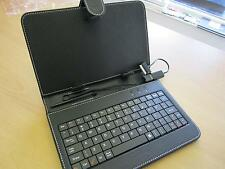 """Black 7"""" Keyboard Carry Case Stand for Samsung Galaxy Tab2 GP 1000 7 inch"""