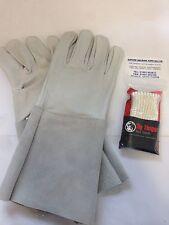 Tig Finger Welding Heat Shield - Beat The Heat  + 1 x Tig Welding Gloves