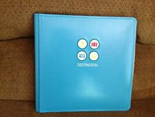 Set Of 6 Creative Memories 12 x 12 Picfolio Albums - Destination Scrapbook