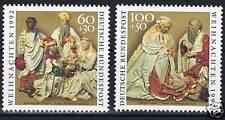 1639-1640** BRD 1992,  Weihnachten