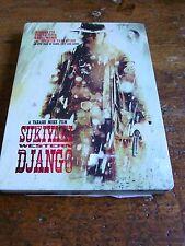 Sukiyaki Western Django (DVD, 2008, Steelbook)Miike Japanese Cult Rare!!!
