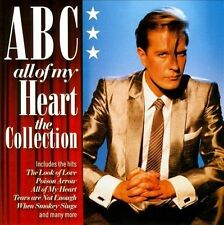 All of My Heart: ABC Collection by ABC (CD, Oct-2010, 2 Discs, Spectrum Music (UK))