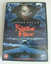 Stephen King's The Night Flier - R2 DVD - Preowned