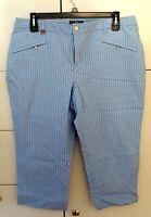Ralph Lauren Women's Crop Pants Size 14W