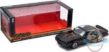 1:18 1978 Chevy Camaro Z/28 Black with Orange Stripes & Black Interior