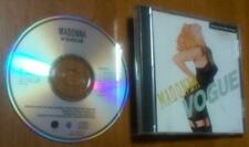 Madonna ~ Vogue - CD Maxi-Single with 4 Tracks