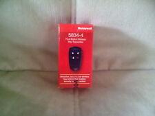 Nib Honeywell 5834 – 4 Four-Button Wireless Key Remote Transmitter @