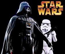 Star Wars Storm Trooper & Darth Vader Vinyl model Kit