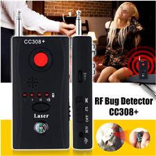 Hidden Camera Lens Laser GSM Searcher Anti-Spy RF Signal Bug Detector GPS Tool
