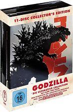 Steelbook 11 Blu-Ray GODZILLA Box METALLBOX MechaGodzilla DESTOROYAH Ghidorah ..