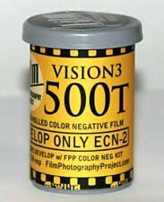 35mm Film - Kodak Vision 3 - 500T (for your 35mm still camera)